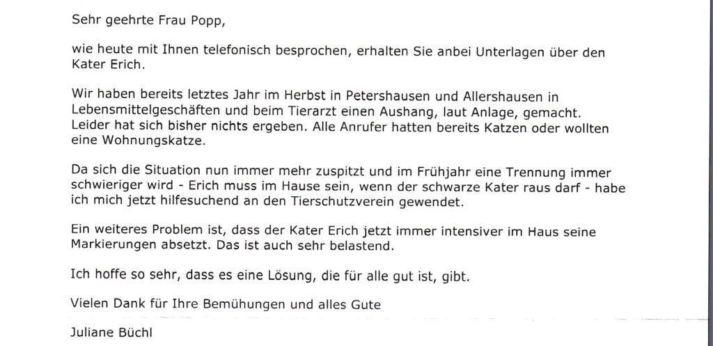 Tierschutzverein Freising e.V. :: Gästevermittlung   Katzen